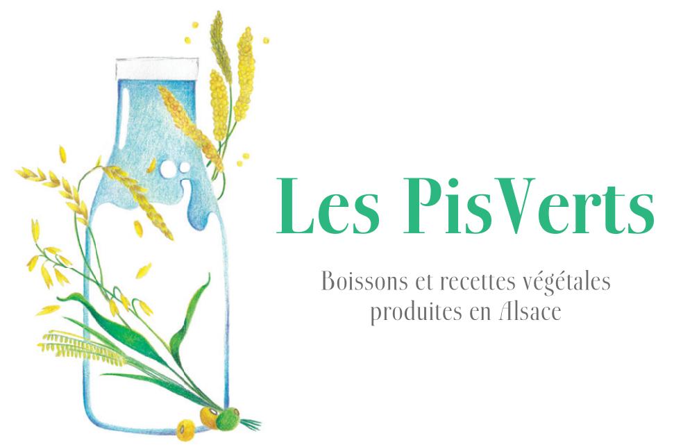 Les PisVerts - Boissons & recettes végétales produites en Alsace